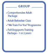Level 1 Adult Group classes